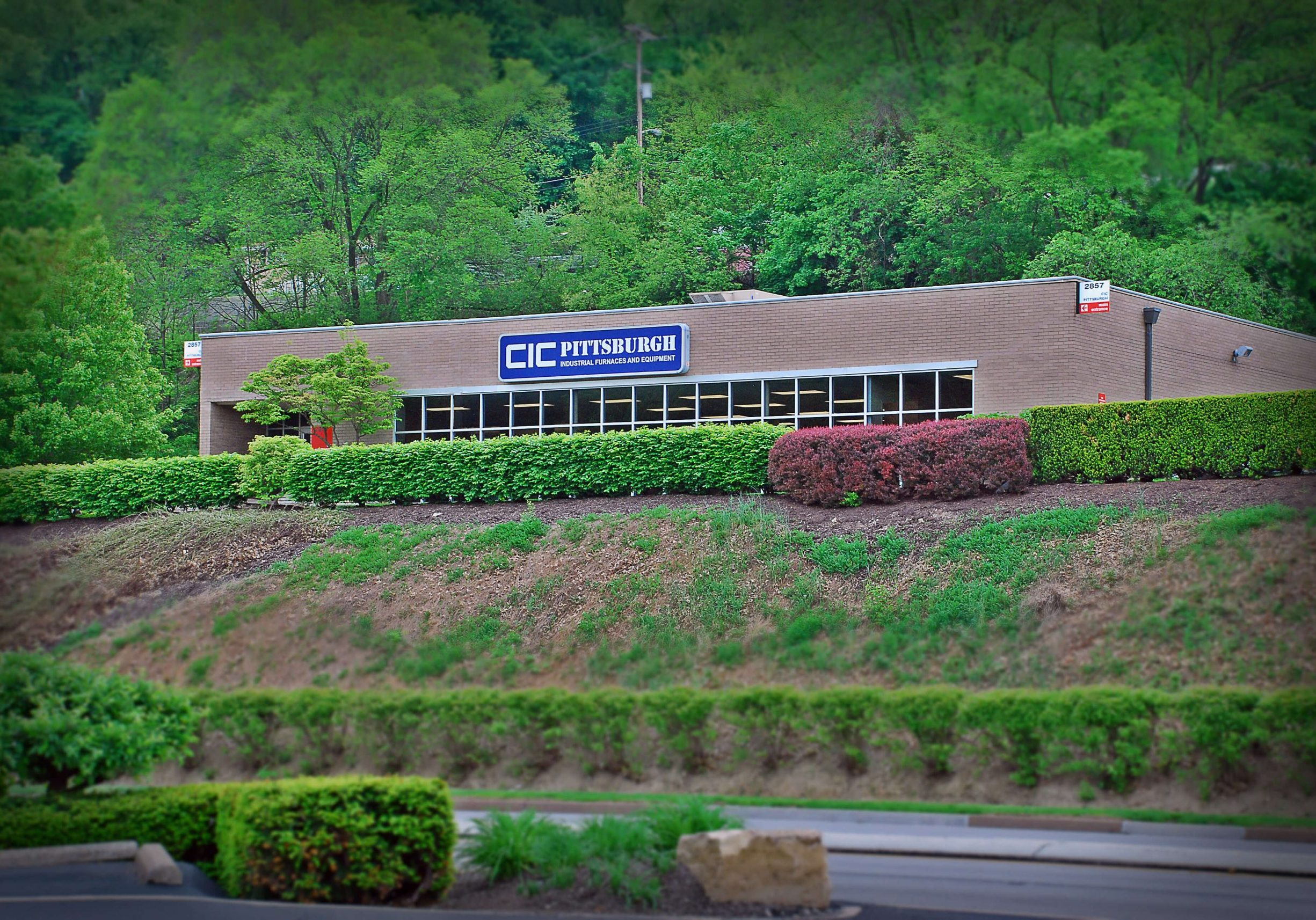 2 - CIC Pittsburgh Galvanizing_Office
